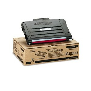 TONER XEROX MAGENTA PHASER 6100 - 2000PAGES