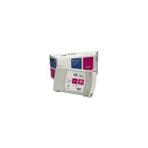 CARTOUCHE HP MAGENTA DesignJet 1050C/1055CM - No80 - 350ML