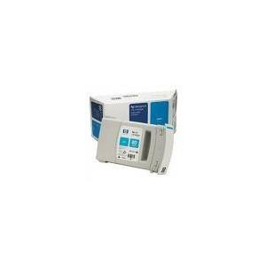 CARTOUCHE HP CYAN DesignJet 1050C/1055CM - No80 - 175ML