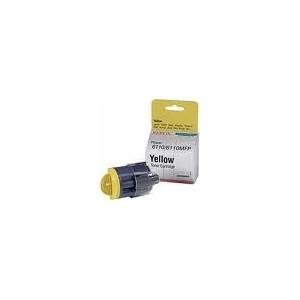TONER XEROX JAUNE PHASER 6110 - 1000 pages - 106R01273