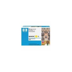 TONER HP JAUNE COLOR LASERJET 4731 - Q6462A
