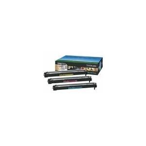 BLOC PHOTOCONDUCTEUR LEXMARK C910 KIT COULEUR - 28000 pages - 12N0772