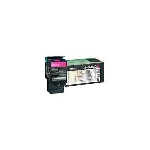 TONER LEXMARK MAGENTA C540/C543/C544/X543/X544 - 1000 pages - C540A1MG