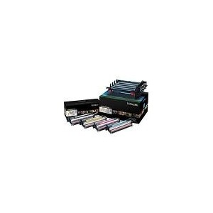 TAMBOUR LEXMARK NOIR & COULEUR C540/C543/C544/X543/X544 - C540X74G