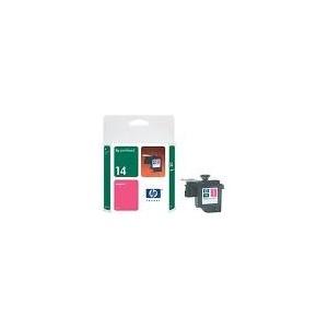 TETE D'IMPRESSION HP MAGENTA COLOR INKJET PRINTER CP1160/OFFICEJET D series - No14