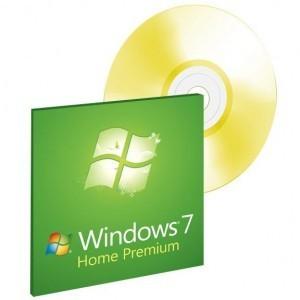 MS Windows 7 Home 32 Bits OEM