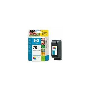 CARTOUCHE HP COULEUR 19ml DESKJET-PSC-PHOTOSMART-OFFICE JET - 1220-1230 FAX