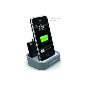 station de charge KENSINGTON + mini batterie externe pour iPod et iPhone - K33457EU