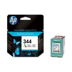 CARTOUCHE HP COULEUR PHOTOSMART325/375/8150/8450/DESKJET5740/654 - No 344 -14ml