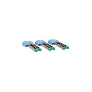 Recharges agrafeuse pour HP Laserjet 4200/4250/4300/4350 series - 3x1000 agrafes - Q3216A - RM1-0235-000CN