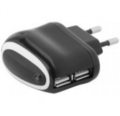Chargeur USB 2 ports