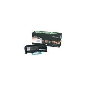 TONER LEXMARK NOIR E360/E460 - E360H11E - 9000 pages