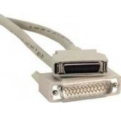 CABLE PARALLELE DB25 - MINI CENTRONIC 36 - ieee1284c - 1.8m M/M