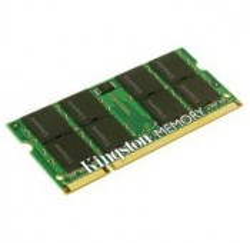 MODULE MEMOIRE KINGSTON 1Go - DDR2-800 - PC2-6400 - Sodimm - KTH-ZD8000C6/1G