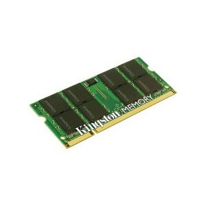 MODULE MEMOIRE KINGSTON 2Go - DDR2-800 - PC2-6400 - Sodimm - KTH-ZD8000C6/2G