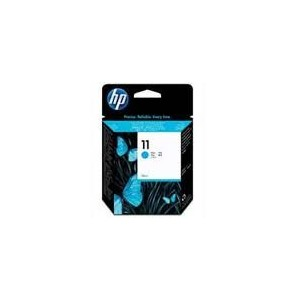 CARTOUCHE HP CYAN 28ML - 1750 PAGES - No11