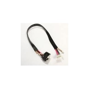 Connecteur alimentation DC Power Jack + Câble pour HP Probook 4310, 4510, 4710series - 6017B0210001 - 6017B0199101
