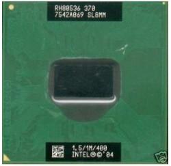 Intel Celeron 1.50 GHz Processeur Mobile RH80536 SL8MM FSB:400MHz L2:1MB Intel occacion