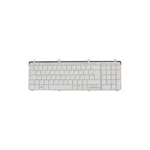 CLAVIER AZERTY NEUF HP PAVILION DV7 series - 508310-051 - Blanc