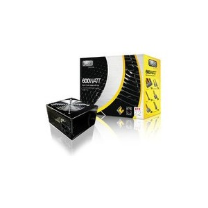 ALIMENTATION SWEEX 600W - 12CM FAN ATX2.2 ACTIVE PFC - TLPS060