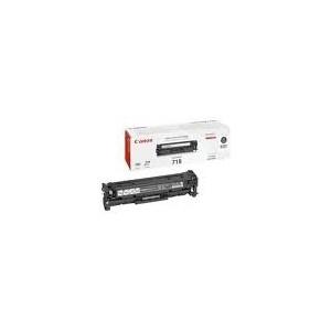 Toner Canon Noir LBP720Cdn, MF 8330, MF 8350 - EP-718BK - 3400 pages