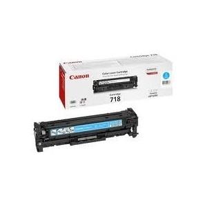 Toner Canon Cyan LBP720Cdn, MF 8330, MF 8350 - EP-718C - 29400 pages