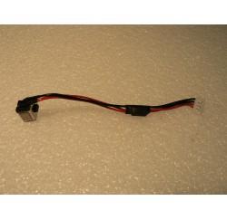 Connecteur alimentation DC Power Jack TOSHIBA Satellite P200 P205 X200 X205 - K000048580 - TLDCHT09