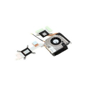 Ventilateur CPU + radiateur pour HP DV6200, DV6500, DV6700 - 449960-001 - Gar.6 mois