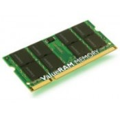 MEMOIRE SODIMM KINGSTON 2GB - 667MHZ - NON ECC - DDR2 - KVR667D2S5/2G - OCCASION GAR 1 MOIS