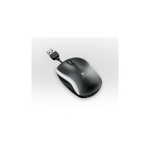 Souris Corded Mouse M125 Silver, WER