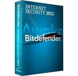 Bitdefender Internet Security 2012 2ans - 3postes