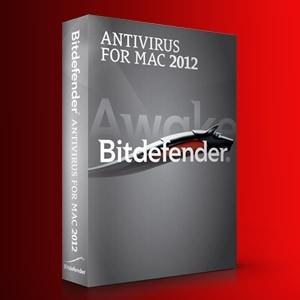 Bitdefender Antivirus pour MAC 2012 - 2ans - 3postes