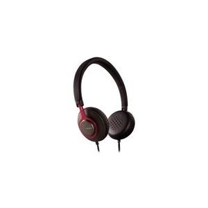 casque Philips SHL 5500 Rouge/Noir