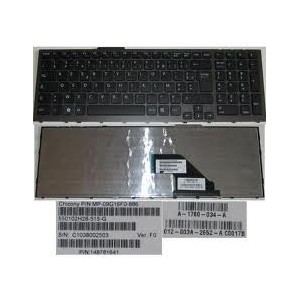 CLAVIER AZERTY SONY VPC-EC series - MP-09L26F0-8862 - 148793791 - Noir