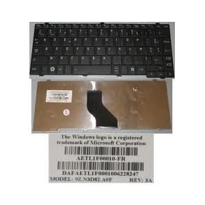 CLAVIER AZERTY NEUF Toshiba Portege T110,Satellite Pro T110, Satellite Mini Nb200 Nb255 Nb305 - NSK-TKA0F - 9Z.N3D82.A0F