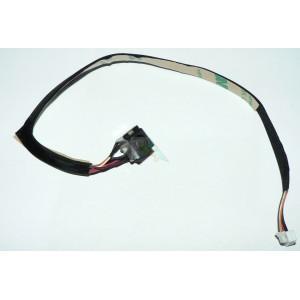 Connecteur alimentation DC Power Jack + Câble pour HP Probook 4310, 4510, 4710 series - 6017B0199101 _2 - Gar.3 mois