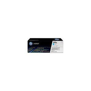 TONER HP CYAN LaserJet Pro 300Pro 400Pro M451 - 305A - CE411A - CE411-67901 - 2600 pages