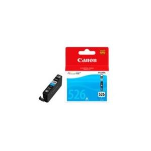 CARTOUCHE CYAN CANON PIXMA IP4850, MG5150, MG5250, MG5350, MG6100, MG6150, MG8150, MX885 - CLI-526C - 4541B001