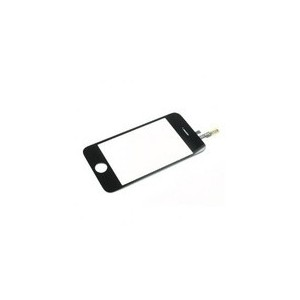 Vitre noire pour iphone 3GS - MSPP0618 - Gar.1 an