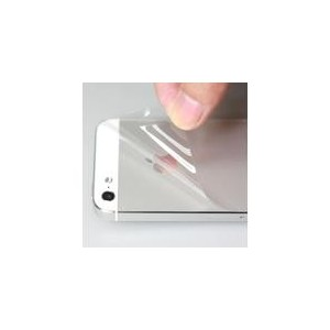 Film protecteur avant et arriere IPHONE 5 - MSPP5054