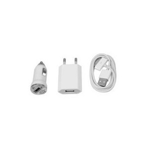 Pack chargeur pour IPAD, IPHONE, IPOD - MSPP1860 - Gar.1 an