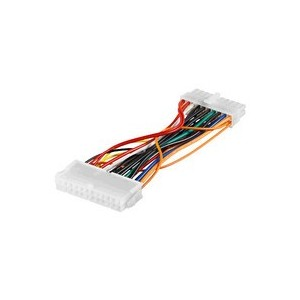 CABLE CONVERTISSEUR 20PIN MALE VERS 24PIN FEMELLE - PI10132 - 0.25m