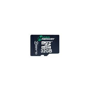 Carte mémoire 32Gb MicroSDHC Class4 - MMMICROSDHC4/32GB - Gar.7 ans