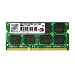 Mémoire SO-DIMM DDR3 2Go 1333 Mhz - Kingston - Gar.2 ans - KVR1333D3S8S9/2G