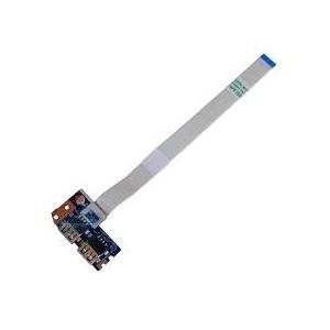 CARTE FILLE 2 PORTS USB Occasion ACER Aspire 5250, 5253, 5253G, eMachines E443 - 55.RDQ02.002 - LS-6581P - Gar 1 mois