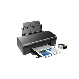 CD RESET Compteur d'encre usagée pour imprimantes Epson