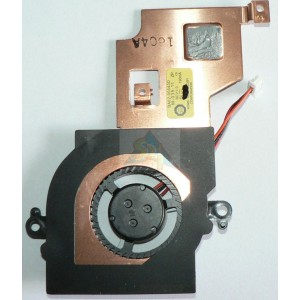VENTILATEUR + RADIATEUR NEUF SAMSUNG NF108 NF110 NF210 NF310 - KSB0405HA - Gar.3 mois - BA62-00543C