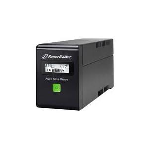 ONDULEUR PowerWalker VI 600 SW UPS 600VA - 360W - Gar 2 ans