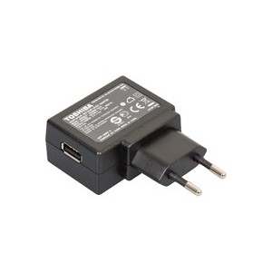 CHARGEUR NEUF COMPATIBLE TOSHIBA SMARTBOOK AT200-100, AT200-10, Tablet AT200, AT300 - 2 Pins 10W 2A - A200000350 - Gar 3 mois