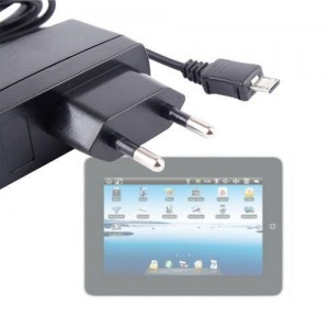 CHARGEUR NEUF TOSHIBA Tablette AT300, AT100, AT300-101 avec Plug Micro USB 2 pin - Gar 3 mois